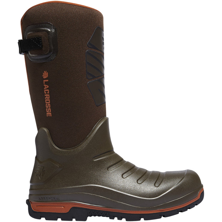 "LaCrosse Aero Insulator 14"" Brown - Baker's Boots and Clothing"