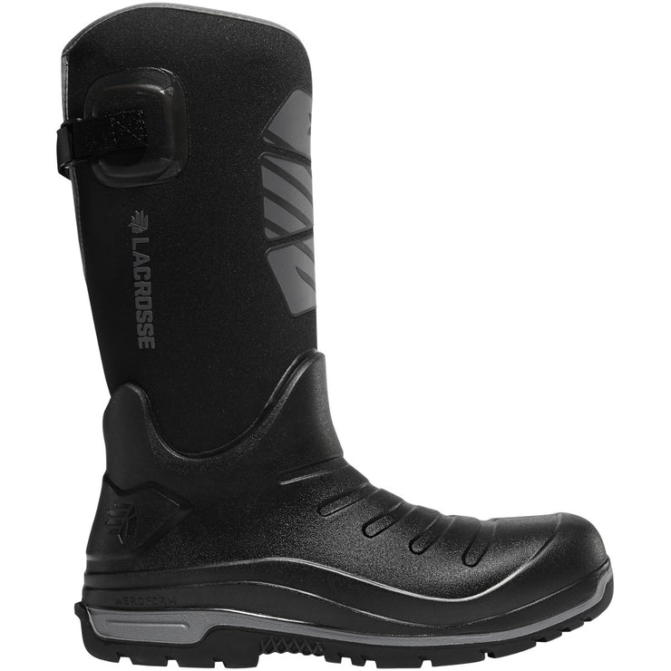 "LaCrosse Aero Insulator 14"" Black NMT - Baker's Boots and Clothing"