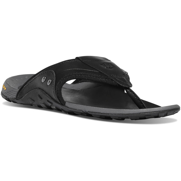 Danner Lost Coast Sandal Black - Baker's Boots and Clothing
