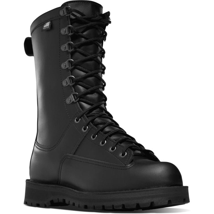 "Danner Fort Lewis 10"" Black 200G - Baker's Boots and Clothing"