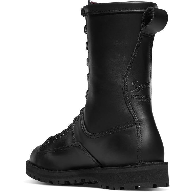 "Danner Women's Fort Lewis 10"" Black 200G - Baker's Boots and Clothing"