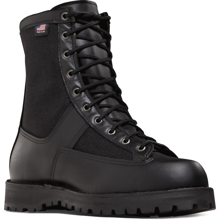 "Danner Acadia 8"" Black 200G - Baker's Boots and Clothing"