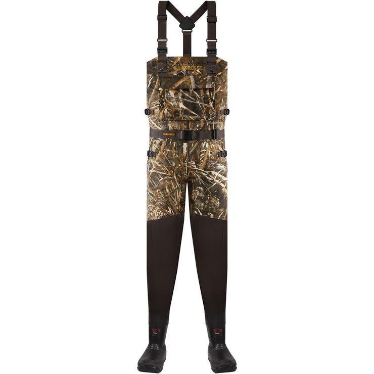 LaCrosse Women's Hail Call Breathable Realtree Max-5 1600G - Baker's Boots and Clothing