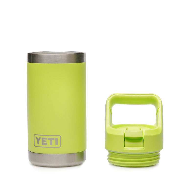 YETI RAMBLER JR. 12 OZ KIDS BOTTLE - NEON/YELLOW - Baker's Boots and Clothing