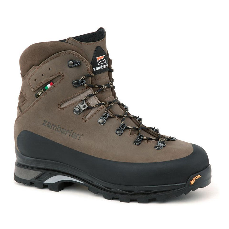 Zamberlan 960 Guide GTX RR Wide - Dark Brown - Baker's Boots and Clothing