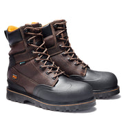 Men's Rigmaster 8 Inch Steel Toe Waterproof Workboot By Timberland Pro - Baker's Boots and Clothing