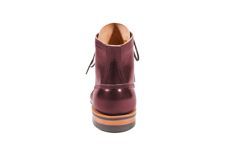 Standard MP-365 Burgundy Shell Cordovan By White's Boots - Baker's Boots and Clothing