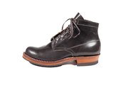 Custom Semi-Dress Black Shell Cordovan By White's Boots - Baker's Boots and Clothing
