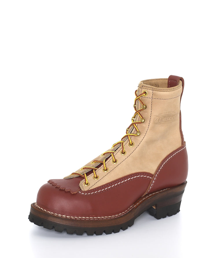 Custom Wesco Jobmaster - Baker's Boots and Clothing