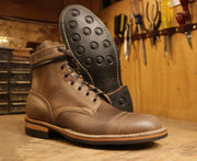 Custom White's MP (Military Police) Service Boot - Baker's Boots and Clothing