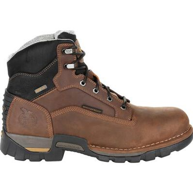 GEORGIA BOOT EAGLE ONE WATERPROOF WORK BOOT - Baker's Boots and Clothing
