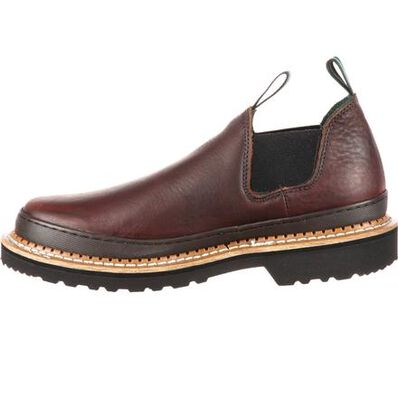 GEORGIA GIANT ROMEO WOMEN'S WORK SHOE - Baker's Boots and Clothing
