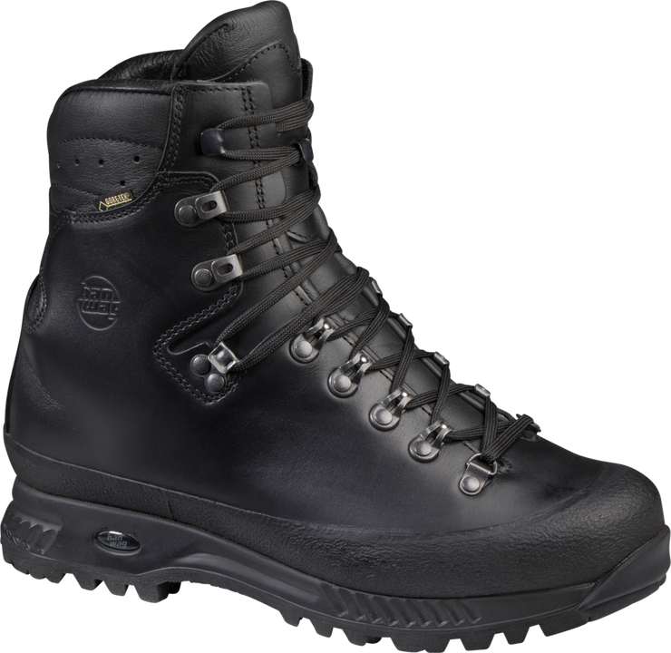 Hanwag - Alaska Lady GTX - Black - Baker's Boots and Clothing