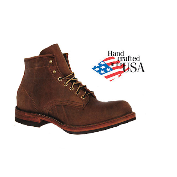 Custom Hathorn Traveler by White's Boots - Baker's Boots and Clothing