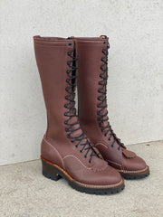 Wesco Custom Highliner size: 8D - Baker's Boots and Clothing