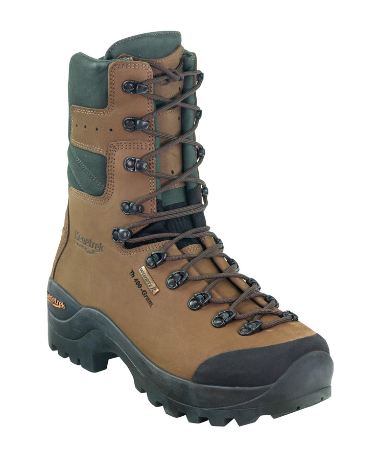 Kenetrek Mountain Guide 400 - New For 2020! - Baker's Boots and Clothing