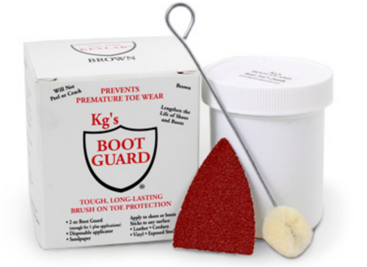 KG's Boot Guard - 2 Ounce - Baker's Boots and Clothing