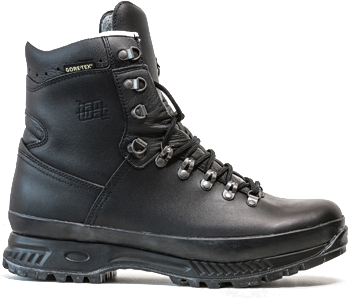 Hanwag - Special Force GTX - Black - Baker's Boots and Clothing