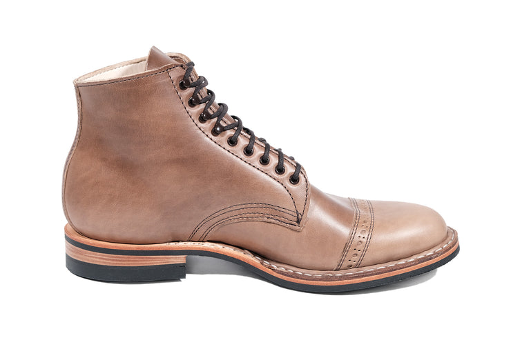 Stevens Street Boot (Made to Order) - Baker's Boots and Clothing