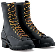 Standard Wesco Highliner 10''  - #100 Vibram® Lug Sole - 9710100 - Baker's Boots and Clothing