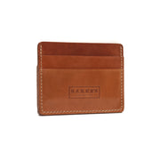 The Dave - Shell Cordovan Handmade Slim Wallet - Baker's Boots and Clothing