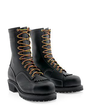 Custom Wesco Voltfoe - Baker's Boots and Clothing
