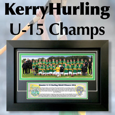 kerry hurling team u-15
