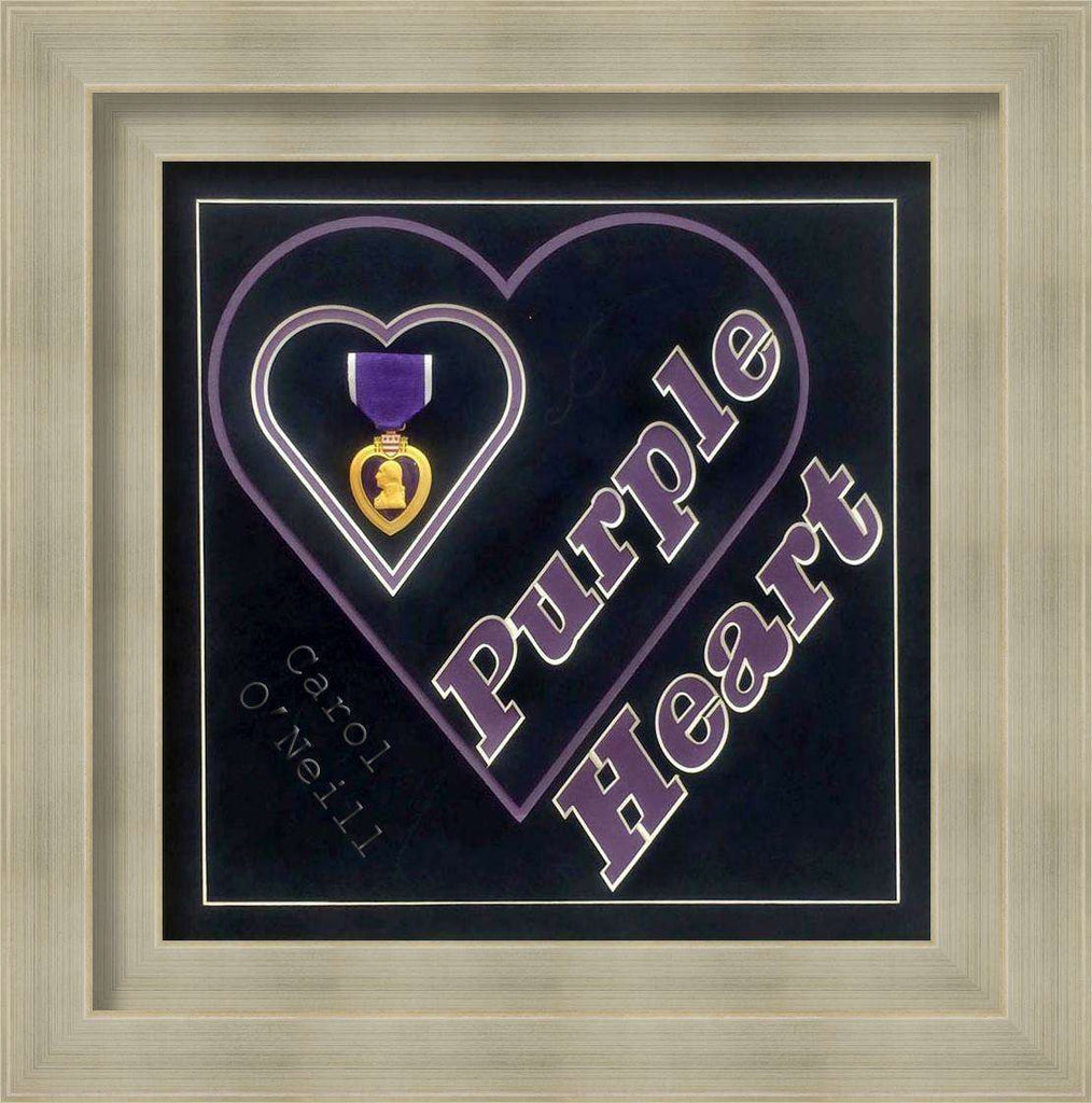 Purple Heart - The Quality Framing Company & Imaging Services