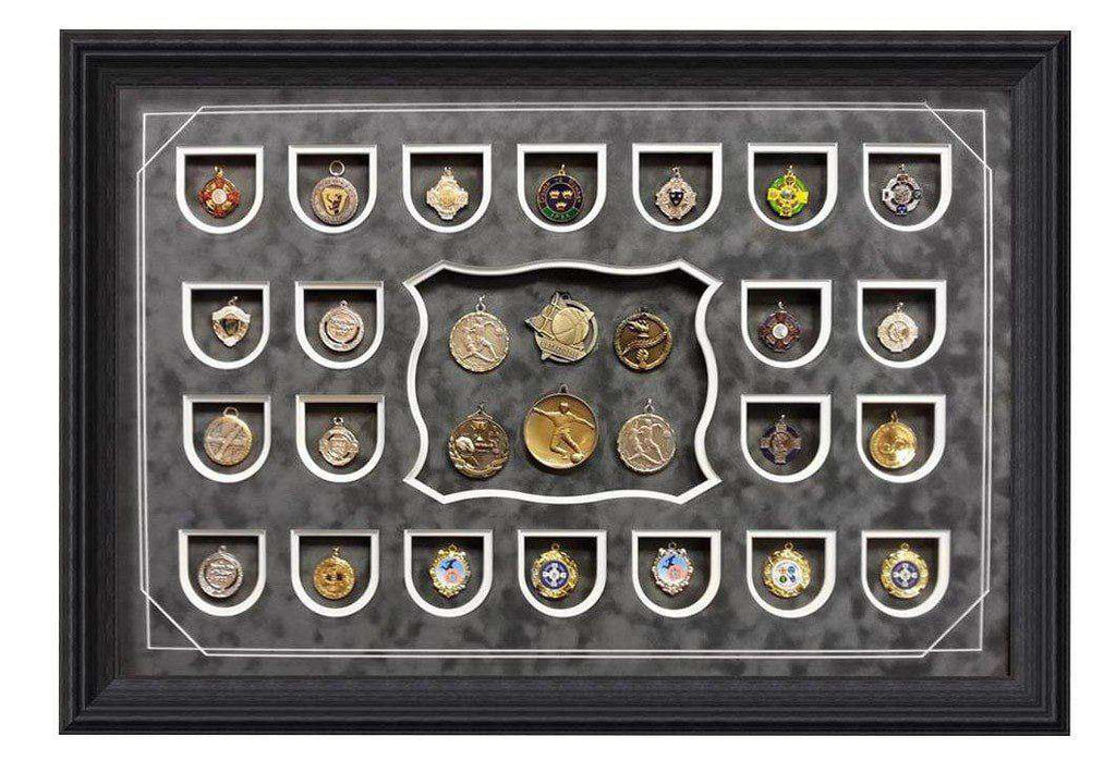 Multi Medal Sports Medal Frame - The Quality Framing Company & Imaging Services
