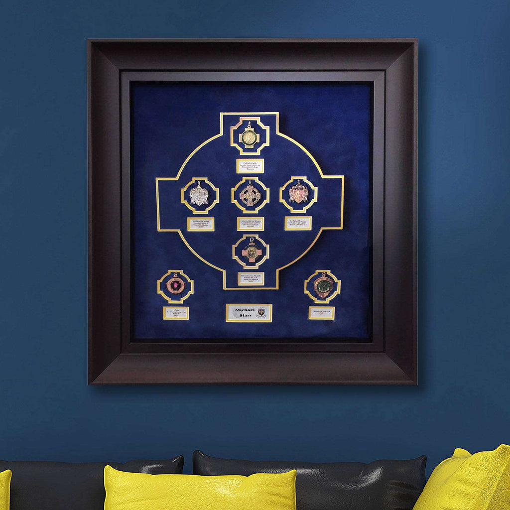 A Tipperary Starr's Medals - The Quality Framing Company & Imaging Services