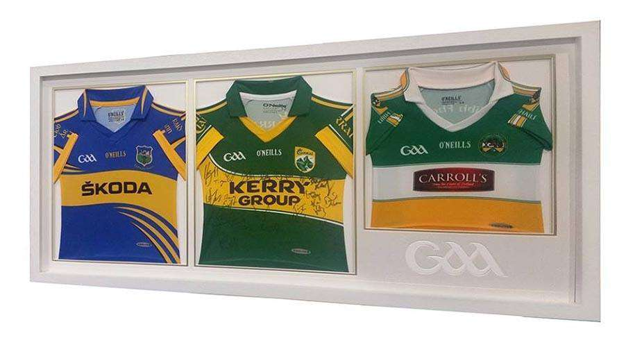County Colours Kids Jerseys for Grandparents - The Quality Framing Company & Imaging Services