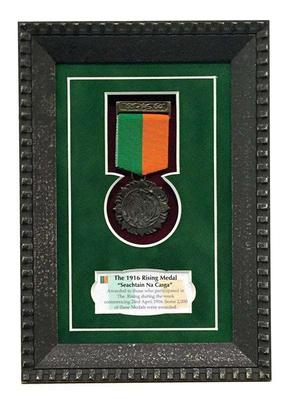 1916 Jubilee Medal Gift Frame | - The Quality Framing Company & Imaging Services