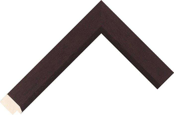Cosima Wenge Picture Frame 30mm - The Quality Framing Company & Imaging Services