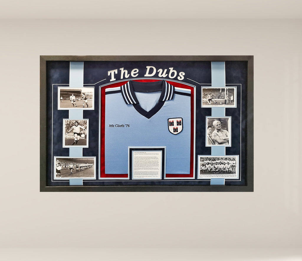 The Dubs 1976 - The Quality Framing Company & Imaging Services