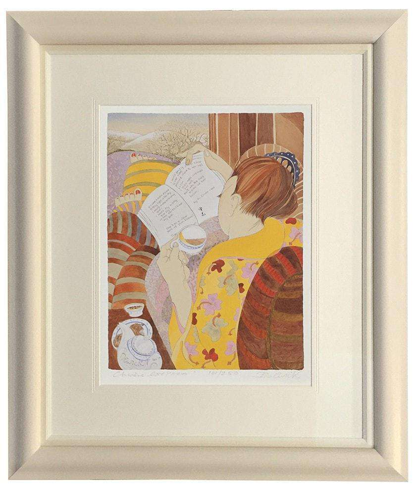 The Love Letter by Pauline Bewick - The Quality Framing Company & Imaging Services