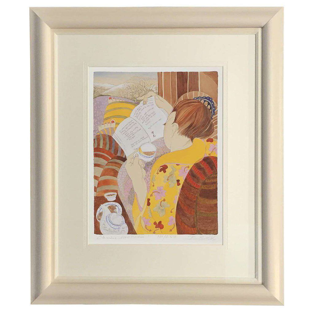 Pauline Bewick A Love Letter - The Quality Framing Company & Imaging Services