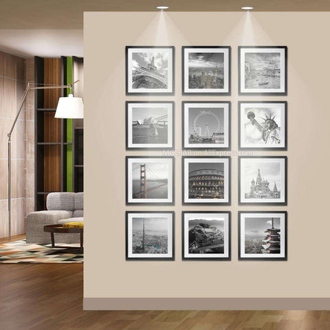 "Instagram Picturewall 12""x12"" Picture Frames (Pack Qty 12)"