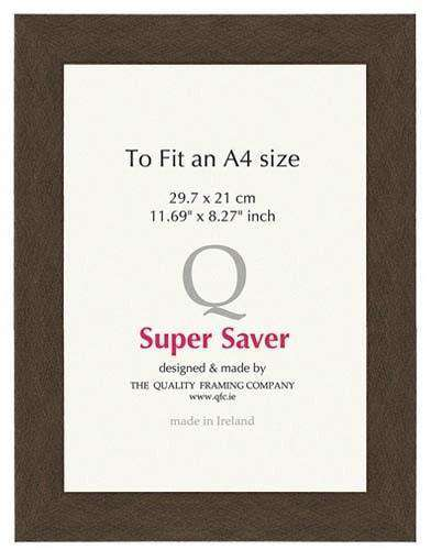 Mahogany 40mm Picture Frame I 6 Pack - The Quality Framing Company & Imaging Services