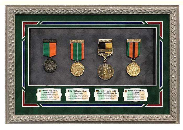 Medals of the Irish War of Independence (1916-71)-qfc.ie
