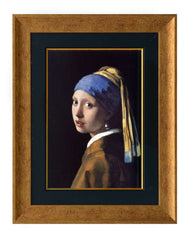 Girl with a Pearl Earring by Vermeer-qfc.ie