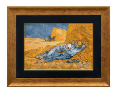 Noon-Rest from Work by Van Gogh-qfc.ie