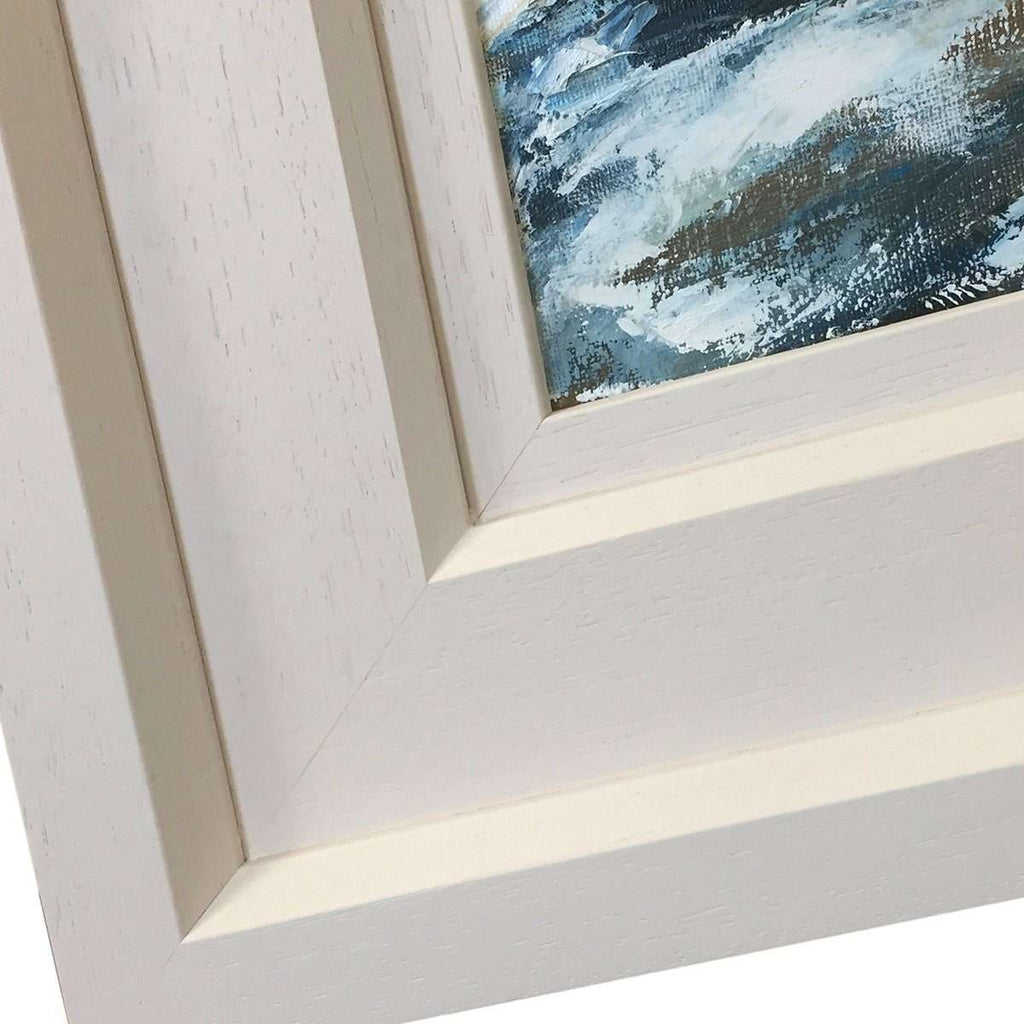 A Wild Atlantic Painting in a Treble Frame - The Quality Framing Company & Imaging Services