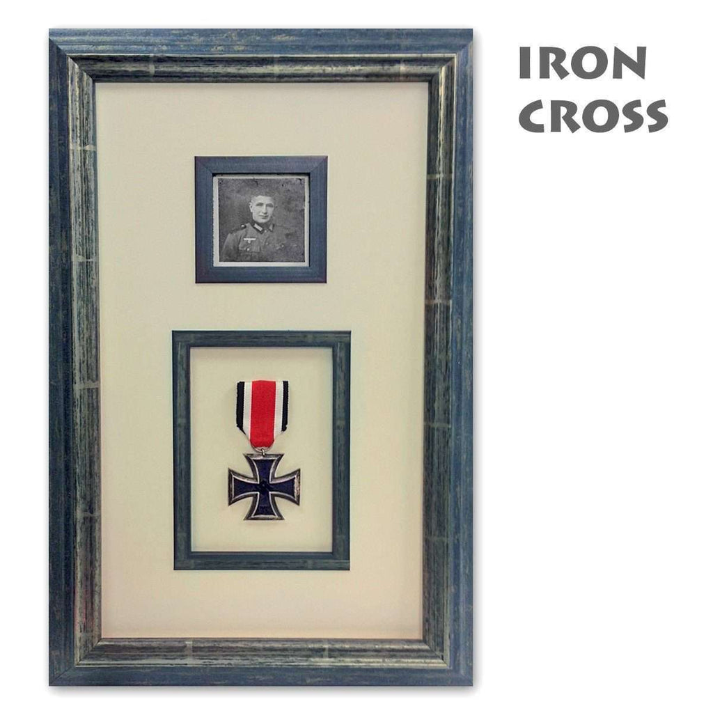 An Iron Cross - a family heirloom - The Quality Framing Company & Imaging Services
