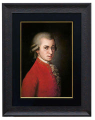Wolfgang Amadeus Mozart by Della Croce-qfc.ie