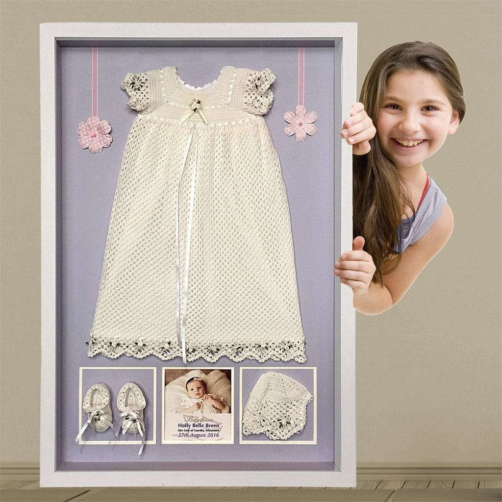 Baptismal Gown - The Quality Framing Company & Imaging Services