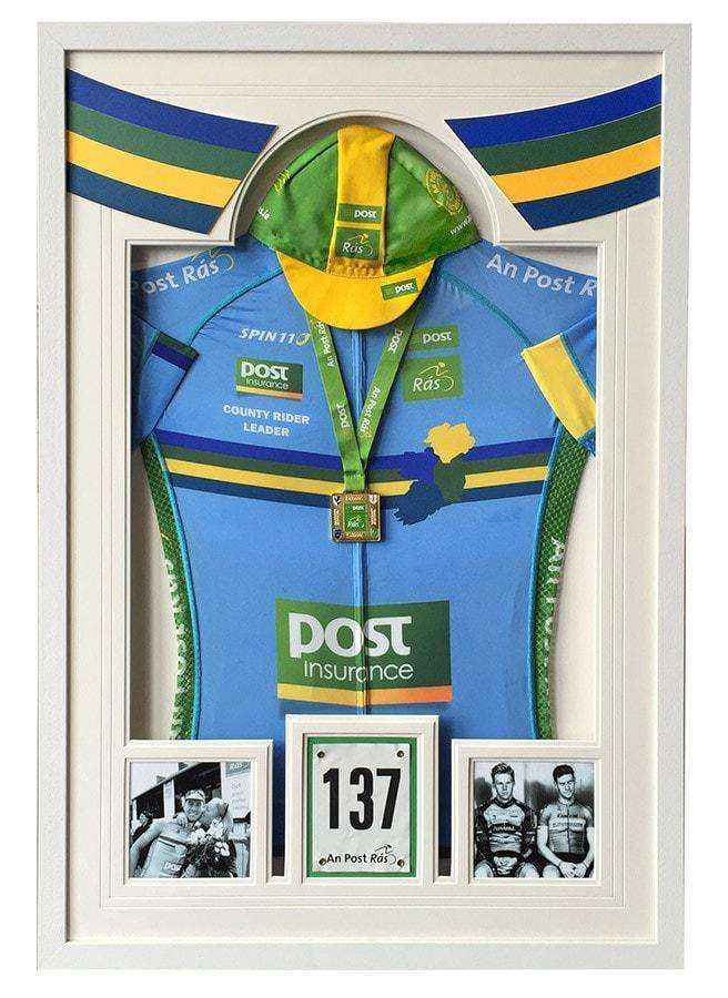 Rás Sports Jersey - The Quality Framing Company & Imaging Services
