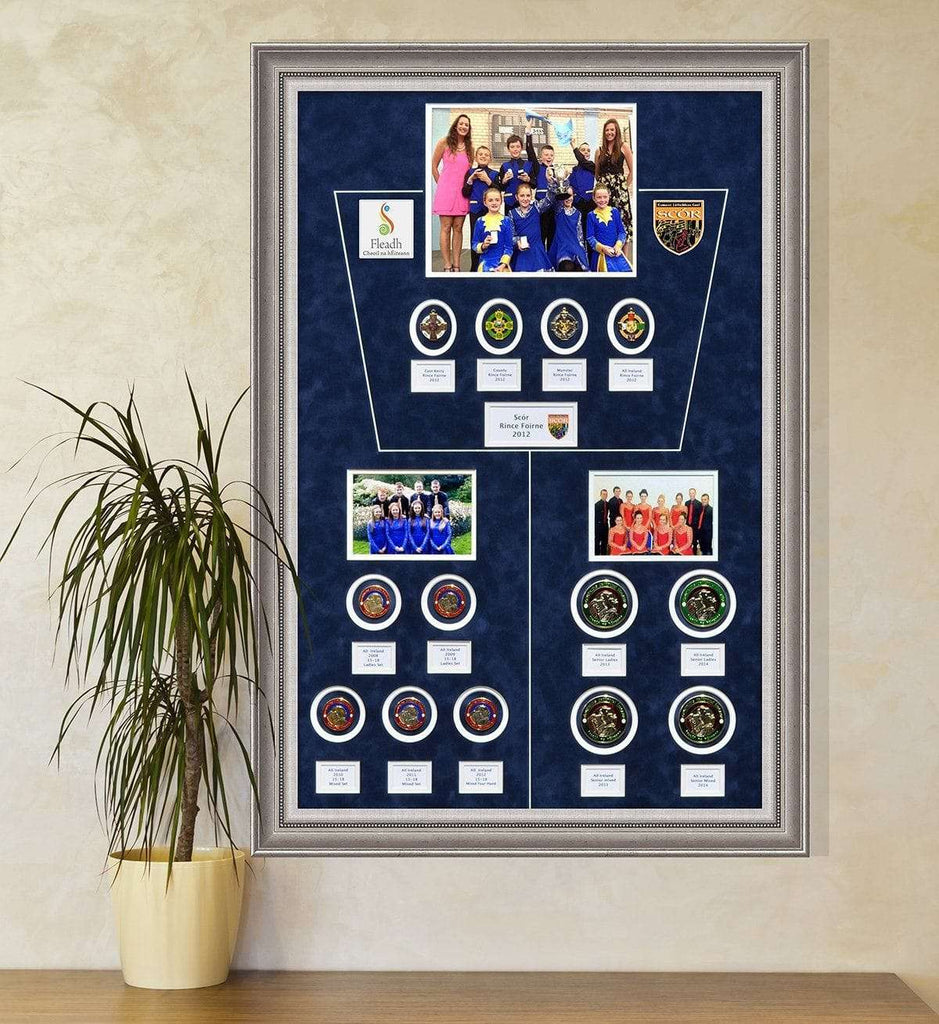 Irish Set Dancing Winning Teams - The Quality Framing Company & Imaging Services