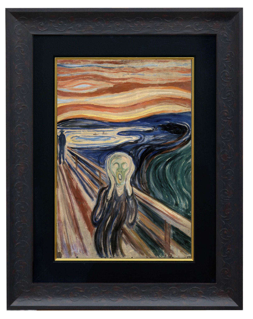 The Scream by Munch - The Quality Framing Company & Imaging Services