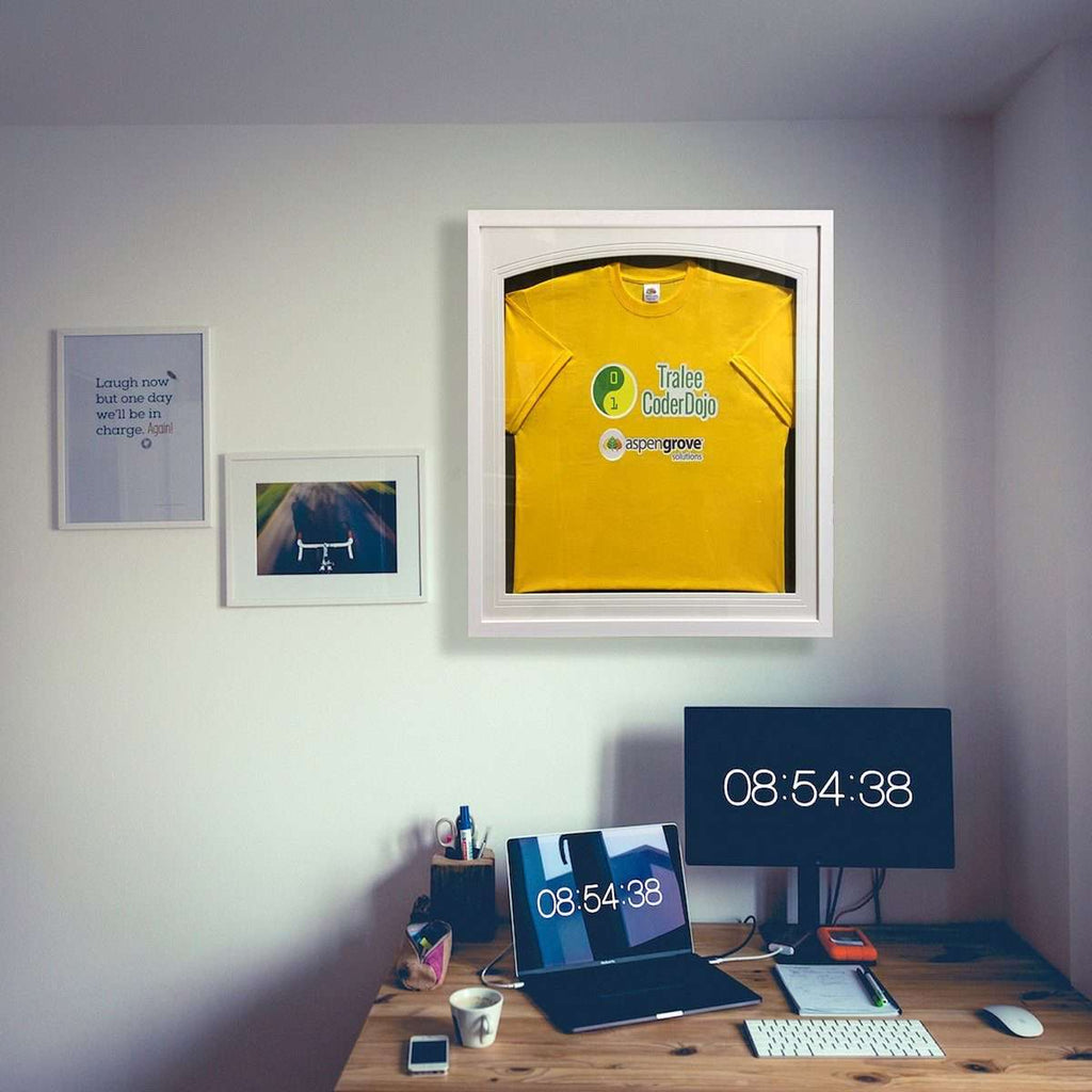 Aspen Grove Coder Dojo T-Shirt - The Quality Framing Company & Imaging Services
