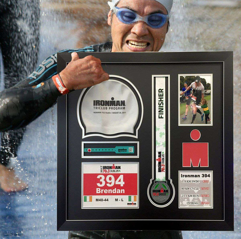 Ironman Triathlete - The Quality Framing Company & Imaging Services